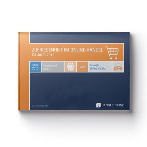 Umfrage zur Zufriedenheit im Onlinehandel, 2015 (Studie) 1