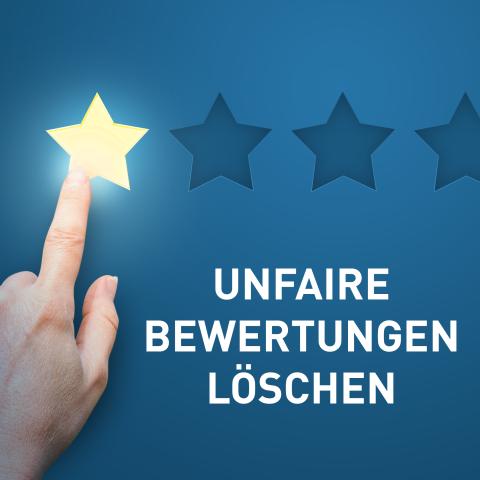 Bewertungen löschen powered by Händlerbund 1