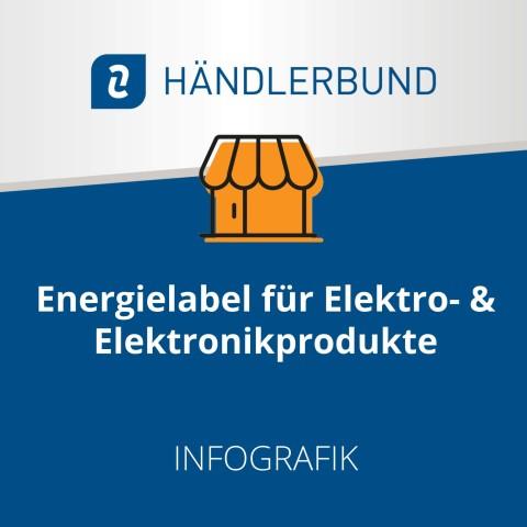Energielabel für Elektro- & Elektronikprodukte (Infografik) 1