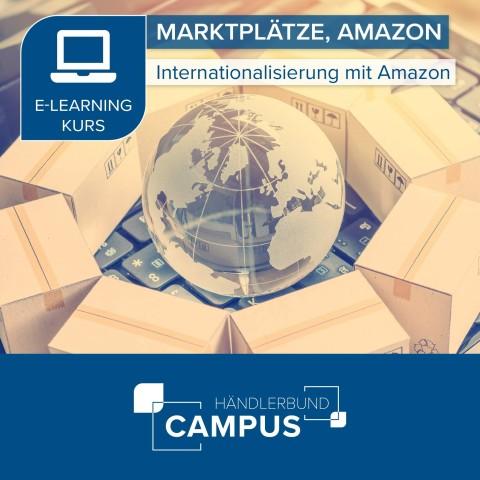 Internationalisierung mit Amazon 1