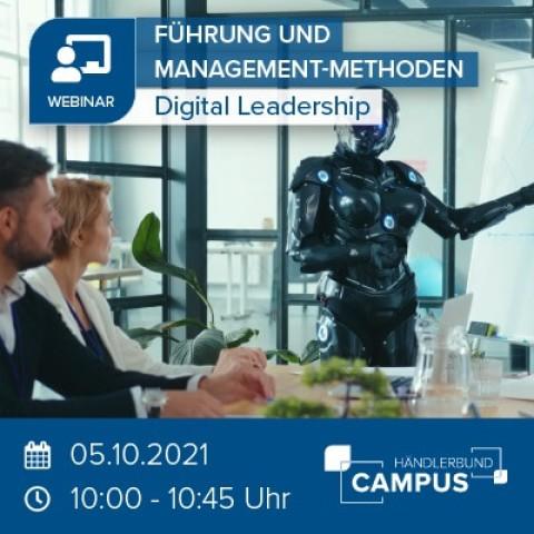 Digital Leadership - Digitale Führungskompetenzen heute 1