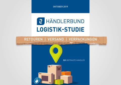 Händlerbund Logistik-Studie 2019 (Infografik) 1
