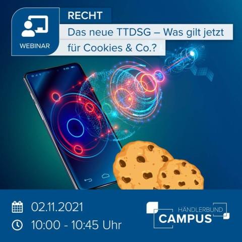 Das neue TTDSG – Was gilt jetzt für Cookies & Co.? 1