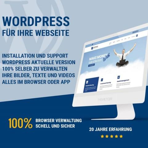 Partnerangebot: Wordpress Webseite GRATIS für Partner des Händlerbund. Sie zahlen lediglich das Hosting für 9€/mtl. von Q-Wert 1