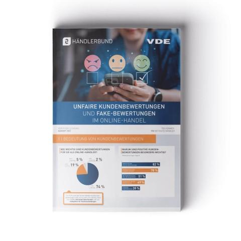 Unfaire Kundenbewertungen und Fake-Bewertungen im Online-Handel (Infografik) 1
