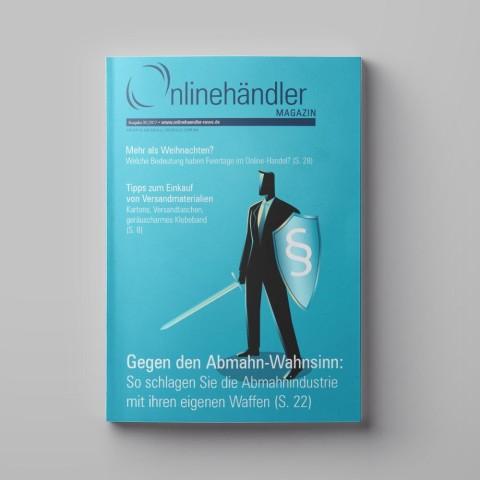 04/2017 Onlinehändler Magazin: Gegen den Abmahn-Wahnsinn (Printheft) 1