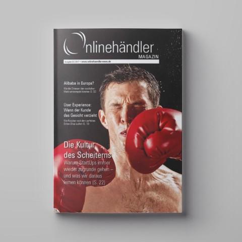 02/2017 Onlinehändler Magazin: Die Kultur des Scheiterns (Printheft) 1