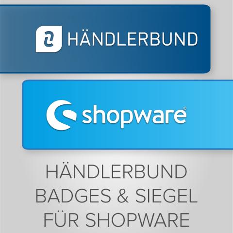Händlerbund Badges & Siegel für Shopware 1