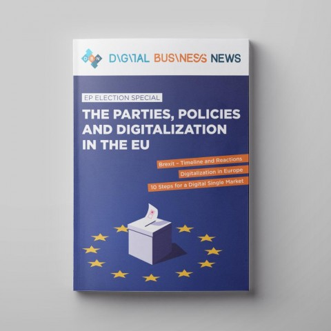 Digital Business News Magazine 2019 (Printed Edition) 1