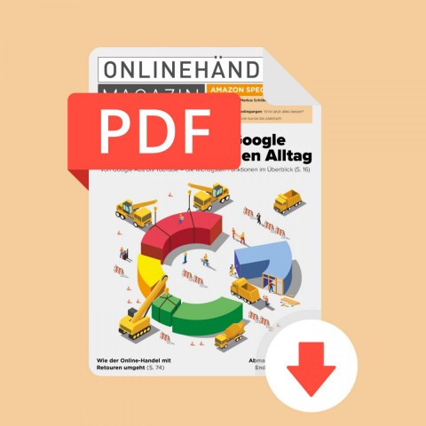 Q4/2019 Onlinehändler Magazin mit großem Amazon-Special (PDF) 1
