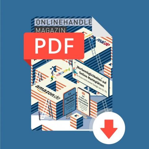 03/2018 Onlinehändler Magazin: Werbemöglichkeiten auf Online-Marktplätzen (PDF) 1
