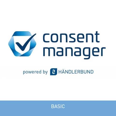 Consentmanager Cookie Tool powered by Händlerbund - für Basic-Mitglieder 1