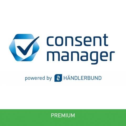 Consentmanager Cookie Tool powered by Händlerbund - für Premium-Mitglieder  1