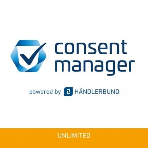 Consentmanager Cookie Tool powered by Händlerbund - für Unlimited-Mitglieder 1