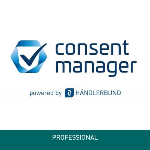 Consentmanager Cookie Tool powered by Händlerbund - für Professional-Mitglieder 1