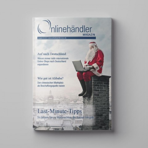 12/2015 Onlinehändler Magazin: Last Minute Tipps (Printheft) 1