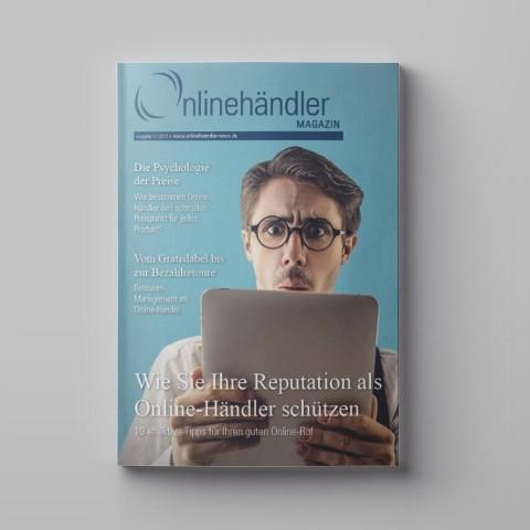 11/2015 Onlinehändler Magazin: Wie Sie Ihre Reputation schützen (Printheft) 1