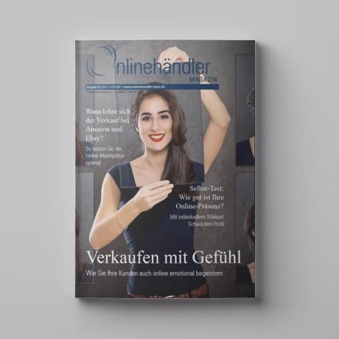 09/2015 Onlinehändler Magazin: Verkaufen mit Gefühl (Printheft) 1