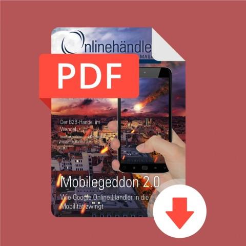 05/2016 Onlinehändler Magazin: Mobilegeddon 2.0 (PDF) 1