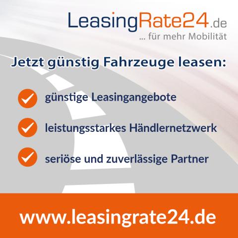 Partnerangebot: Bis zu 20% Rabatt bei LeasingRate24 1