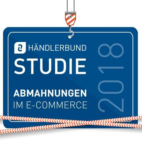 Händlerbund Abmahnstudie, 2019 (Infografik) 1
