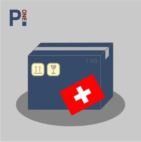 Partnerangebot: Paketversand in die Schweiz von PARCEL.ONE 1