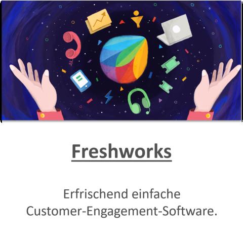 Partnerangebot: Bis zu 40% Rabatt auf Lizenzen von Freshworks 1
