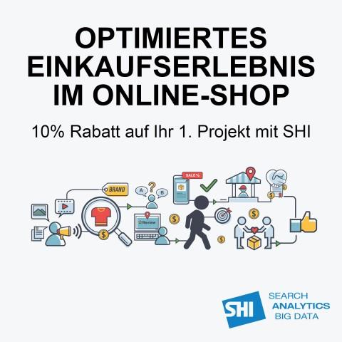 Partnerangebot: 10% Rabatt auf Ihr 1. Projekt mit SHI 1