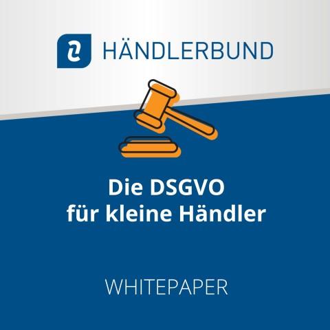 Die DSGVO für kleine Händler (Whitepaper) 1