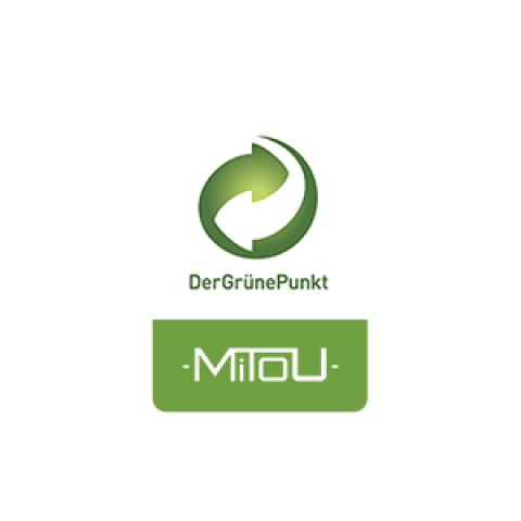 Partnerangebot: Verpackungslizenzen ab 25€ / Jahr mit MiToU 1