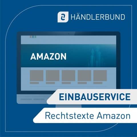 EINBAUSERVICE - Rechtstexte Amazon 1